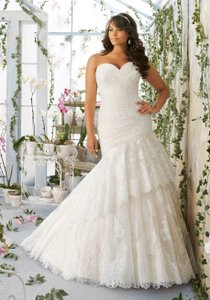 Mori Lee Mori Lee 3191 Wedding Dress