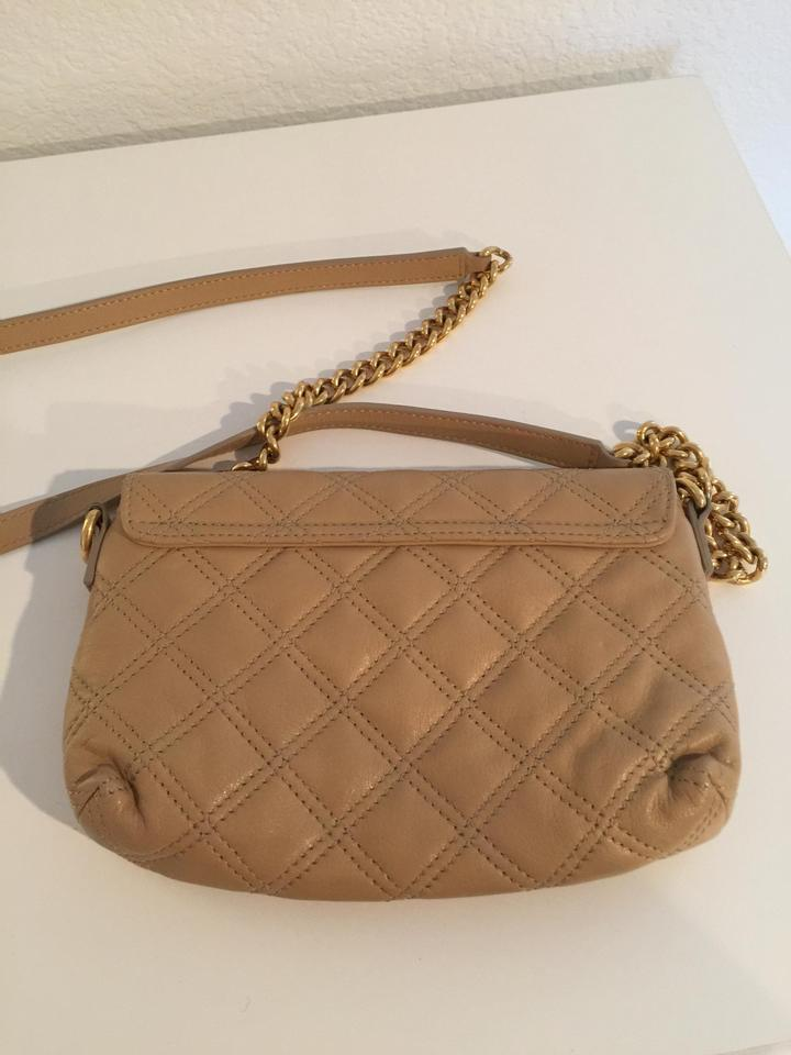 Marc Jacobs Nude Leather Quilted Cross Body Bag - Tradesy : marc jacobs quilted crossbody bag - Adamdwight.com