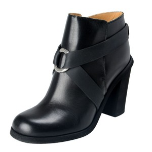 MM6 Maison Martin Margiela Black Boots