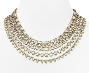 Kate Spade Gorgeously Classic Kate Spade Vegas Jewels Multi-Strand Necklace ** Make a Statement or Add Mystery Under a Collar **