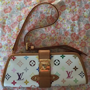 Louis Vuitton multicolored Clutch
