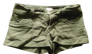 Mossimo Supply Co. Mini/Short Shorts green