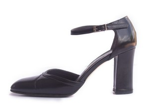 Pedro Garcia black Pumps