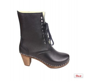 Maguba Hasbeens Lotta From Stockholm Troentorp Hanna Andersson black brown Mules