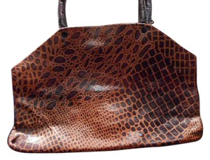 Other Vintage Snake Skin Shoulder Bag