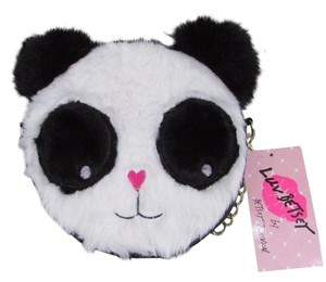 Betsey Johnson Panda Betsey Panda Bear Cross Body Bag