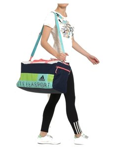 adidas By Stella McCartney Night Indigo/Flash Red/White Travel Bag