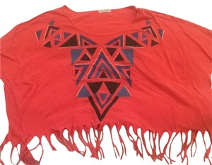 Urban Outfitters T Shirt Salmon