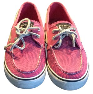 Sperry Pink & Purple Flats