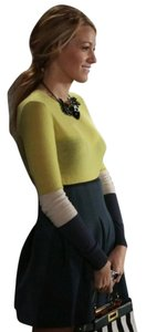 Joseph Color-blocking Cashmere Sweater