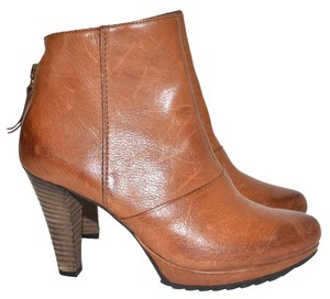 Paul Green Moto Platform LEATHER Boots