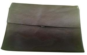 Charles David brown ombre Clutch