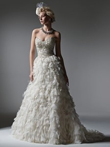 Sottero And Midgley Jahalia Wedding Dress