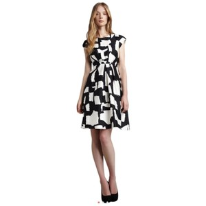 Kate Spade short dress white and black on Tradesy