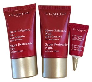 Other Clarins Super Restorative Day+Night+Eye