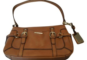 Etienne Aigner Small Convenient Leather Shoulder Bag