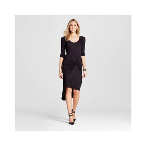Black Maxi Dress by The Vanity Room Chic