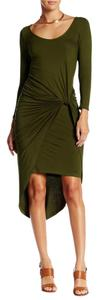 Cargo (Green) Maxi Dress by The Vanity Room Chic