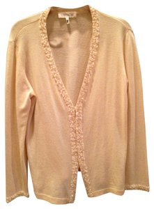 Escada Beaded Sweater