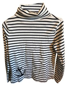 Vineyard Vines Top Navy/White