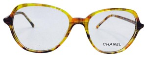 Chanel Chanel Multi Color Round Eyeglasses 3338 c.1523 51