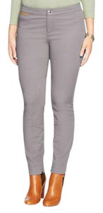 Ralph Lauren Skinny Pants Gray