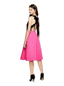 Kate Spade Backless Pockets Flirty Fun Dress