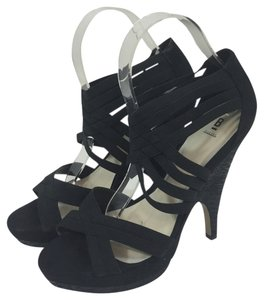 Bakers Black Sandals
