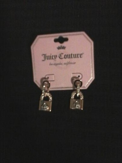 JUICY COUTURE NWT Juicy Couture Lockset earrings NWT