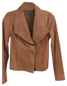Vince Fennel Leather Jacket