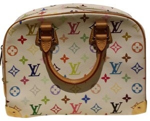 Louis Vuitton Satchel in Multi colored