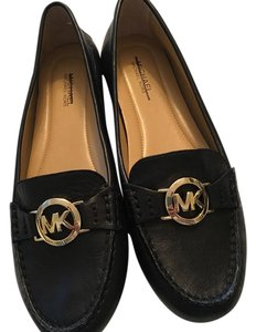 Michael Michael Kors women's shoes black gold Athletic