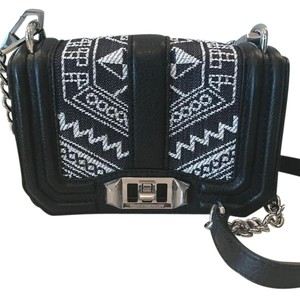 Rebecca Minkoff Aztec Tribal Cross Body Bag