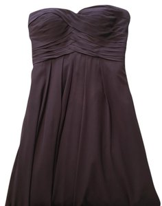 Bill Levkoff Plum 1121 Dress