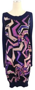 Emilio Pucci short dress Mulit Sweater on Tradesy