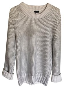 Kate Spade Foil Crew Neck Sweater