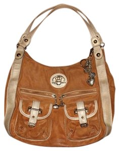 Kathy Van Zeeland Shoulder Hobo Bag