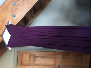 Mori Lee Eggplant Mori Lee 20411 Dress