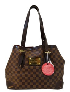 Louis Vuitton Lv Hampstead Mm Damier Handbag Shoulder Bag