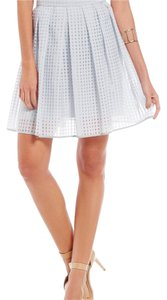 Gianni Bini Skirt powder blue