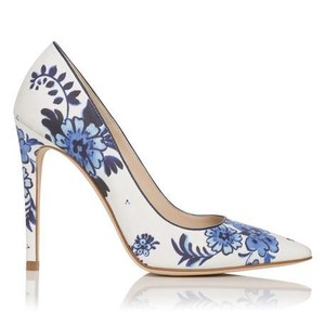 L.K. Bennett Floral Porcelain Kate Middleton Pumps