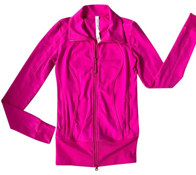 Item - Hot Pink Activewear Outerwear Size 4 (S, 27)