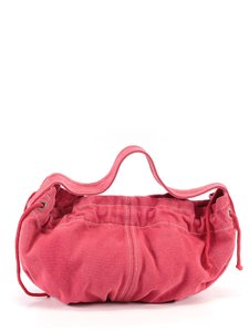Gap Tote Twill Oversized Cotton Hobo Bag