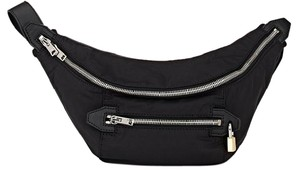 Alexander Wang Fanny Pack Leather Belt Small Cross Body Bag