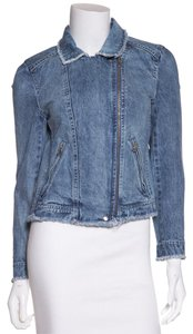 Rebecca Taylor Denim Womens Jean Jacket