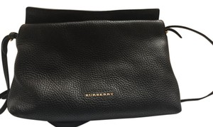 Burberry Leather Casual Cross Body Bag