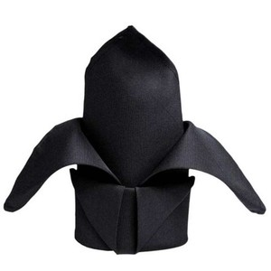 Black Polycotton Napkins