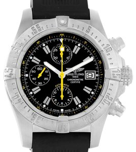 Breitling Breitling Avenger Skyland Code Yellow Limited Edition Watch A13380