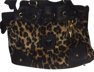 Juicy Couture Tote in leopard print