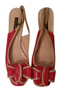 Nanette Lepore Red Pumps